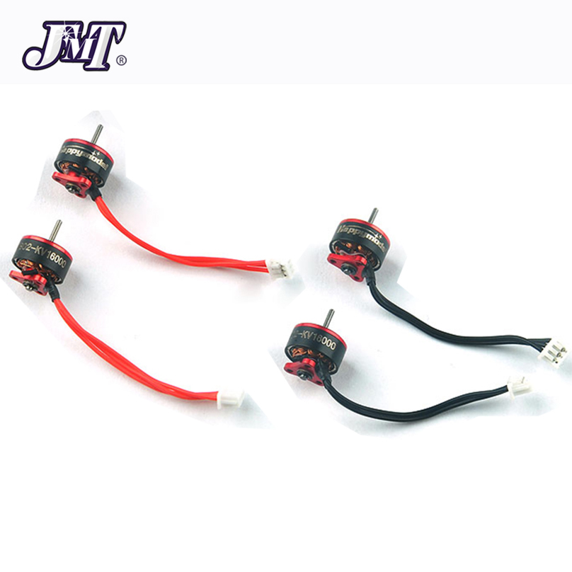 JMT Happymodel Mobula7 SE0802 1-<font><b>2S</b></font> Brushless <font><b>Motor</b></font> 16000KV 19000KV 1.0mm Shaft Diameter Mini <font><b>Motors</b></font> for Mobula 7 FPV Drones image