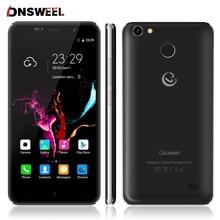 Original gooweel m15 4g smartphone fingerprint mtk6737 quad-core 64-bit 5,0 zoll IPS Android 6.0 handy 2 GB 16 GB Zelle telefon