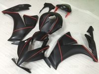 Fairing Kits CBR1000 RR 13 12 Body Kits CBR 1000 RR 13 12 2012 2014 Black Bodywork CBR1000RR 2013