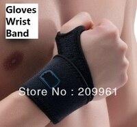 5092sp PRO cầu lông bóng rổ Cổ Tay Điều Chỉnh WRISTGUARD cuff Bracer hỗ trợ bảo vệ bảo v