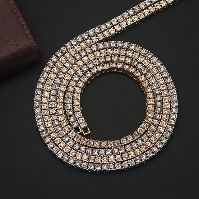 Iced Out Luxury Necklace 6