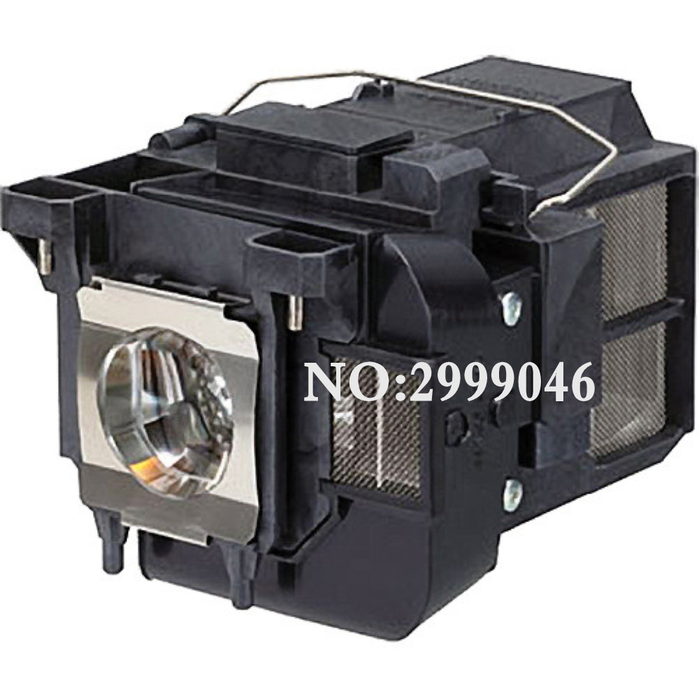 Replacement Projector Original Lamp ELPLP77 For Epson PowerLite 4650/4750W/4855WU Projectors (280W)