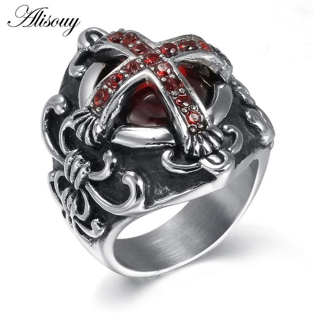 Size 7 12 Retro style Vintage jewelry Mens Rings Gothic vampire