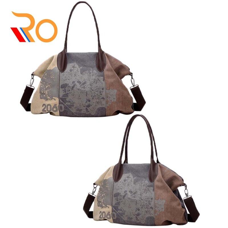 2019 grand déjeuner sacs pour femmes enfants isolé toile boîte fourre-tout sac thermique refroidisseur alimentaire déjeuner sacs Bolsa Termica Lancheira