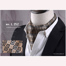2017 Wedding Male Groom Cravat Double Faced Yarn Dyed Silk Neck Tie Fashion Men Tuxedo Suit Accessories Striped Tie