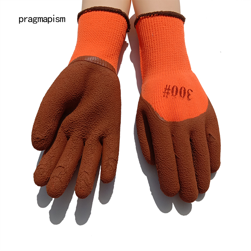 The Cheapest Price 1 Pair Cold-proof Trimming Working Accessories Long Sleeve Wrist Protection Gloves Anti Stab Thicken Gardening Labor Tools And Digestion Helping Protective Gears Back To Search Resultstools