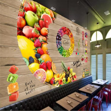 Fruit Love Fruit Shop Background Wall Professional Production Wallpaper Mural Custom Photo Wallpaper amanda stevens secret admirer