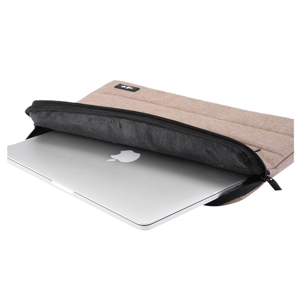 Waterproof shakeproof plush lining Laptop Sleeve Case for 13.3 Inch Laptop / Notebook Computer / MacBook Pro / MacBook Air