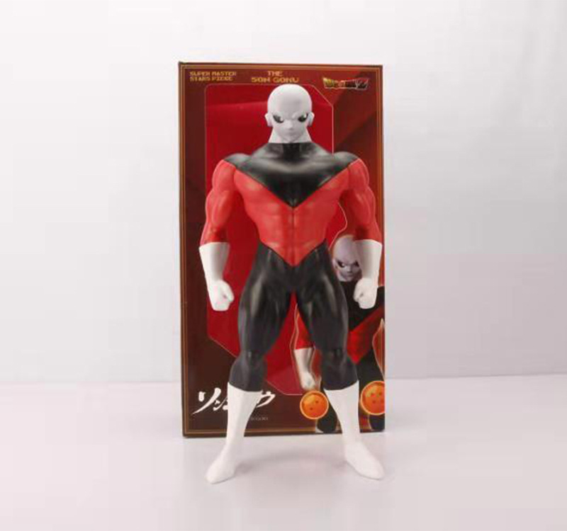 Dragon Ball Super Ultra Instinct Jiren Figure New No Box 30cm