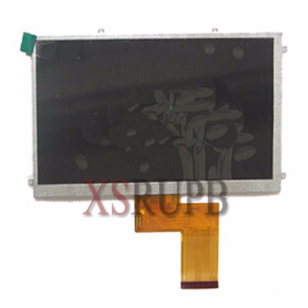 7inch tablet lcd screen for version b GoClever tab T76gps LCD Display Replacement Free Shipping new 5 inch lcd display for gps tape tp kd50g23 40nb a1 revc gps lcd screen kd50g23 40nb a1 sensor replacement free shipping