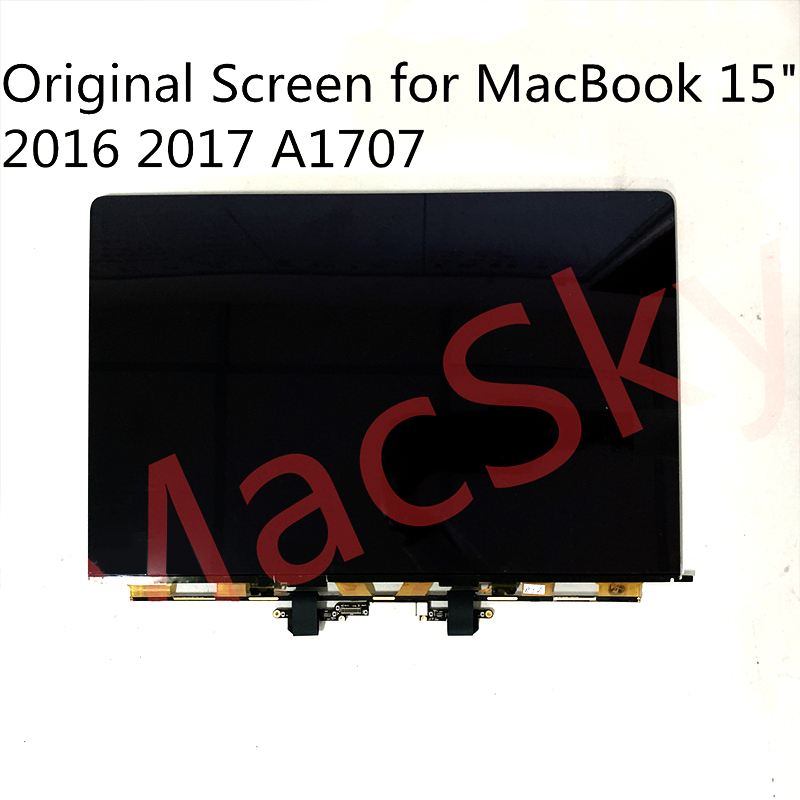 """Genuine New Laptop A1707 LCD Panel for MacBook Pro 15"""" A1707 Display Screen with Touch Bar Replacement Matrix 2016 2017"""