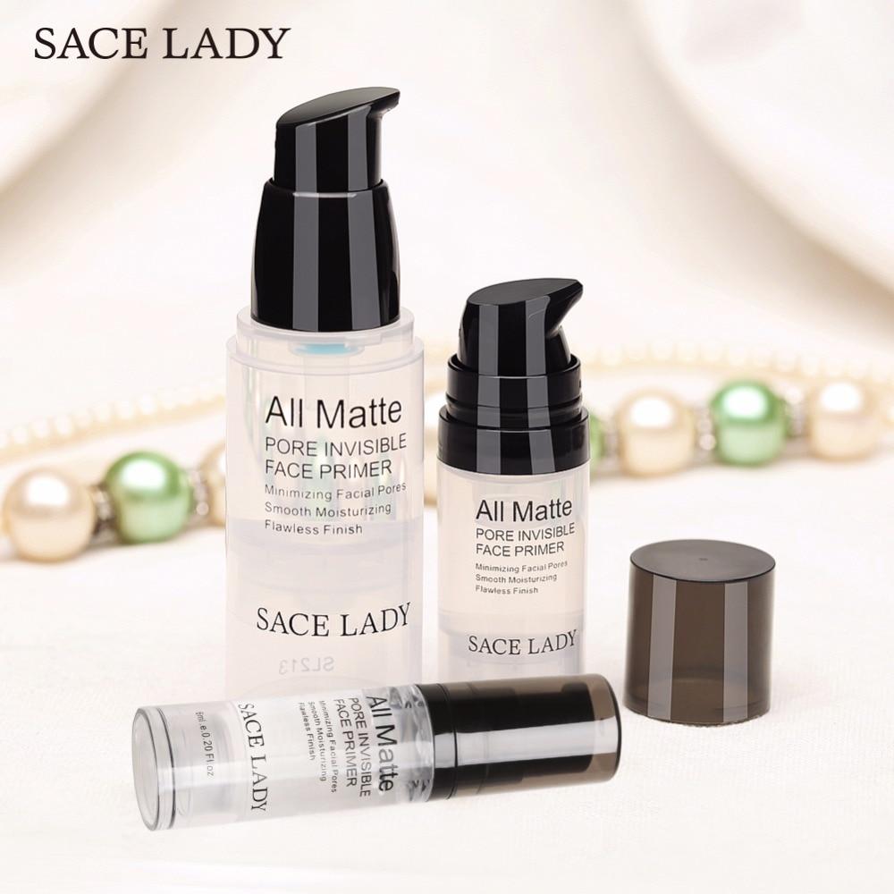 SACE LADY Πρόσωπο Βάση Μακιγιάζ Υγρό Ματ - Μακιγιάζ - Φωτογραφία 5