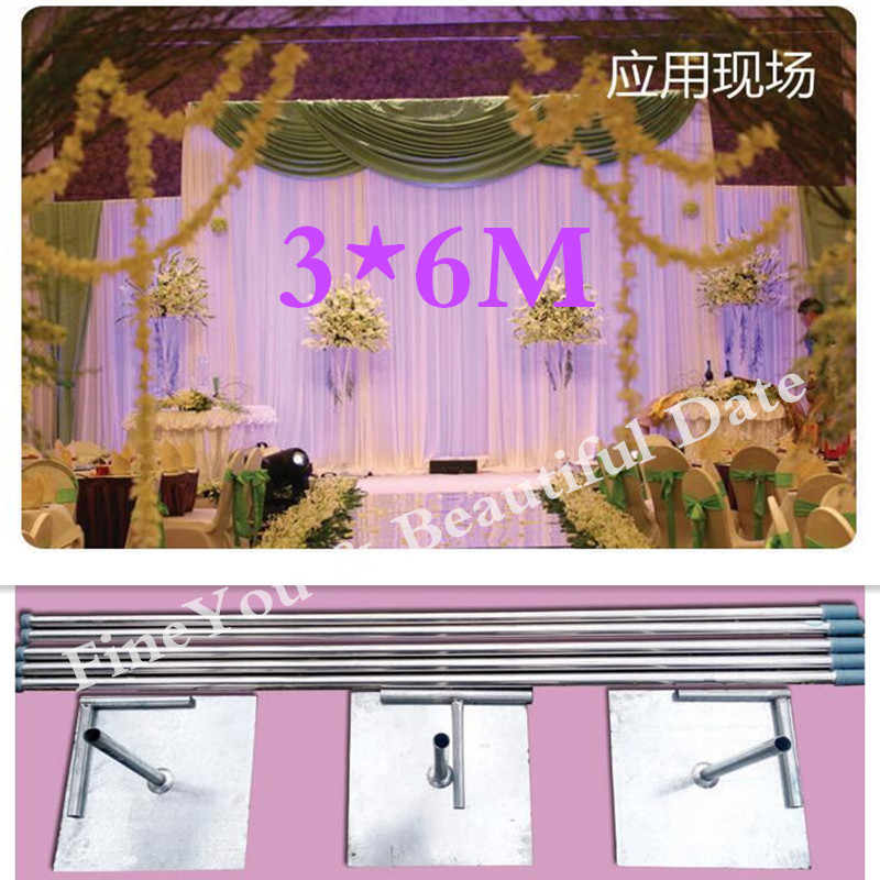 Online buy wholesale wedding backdrops from china wedding for Backdrop decoration for birthday