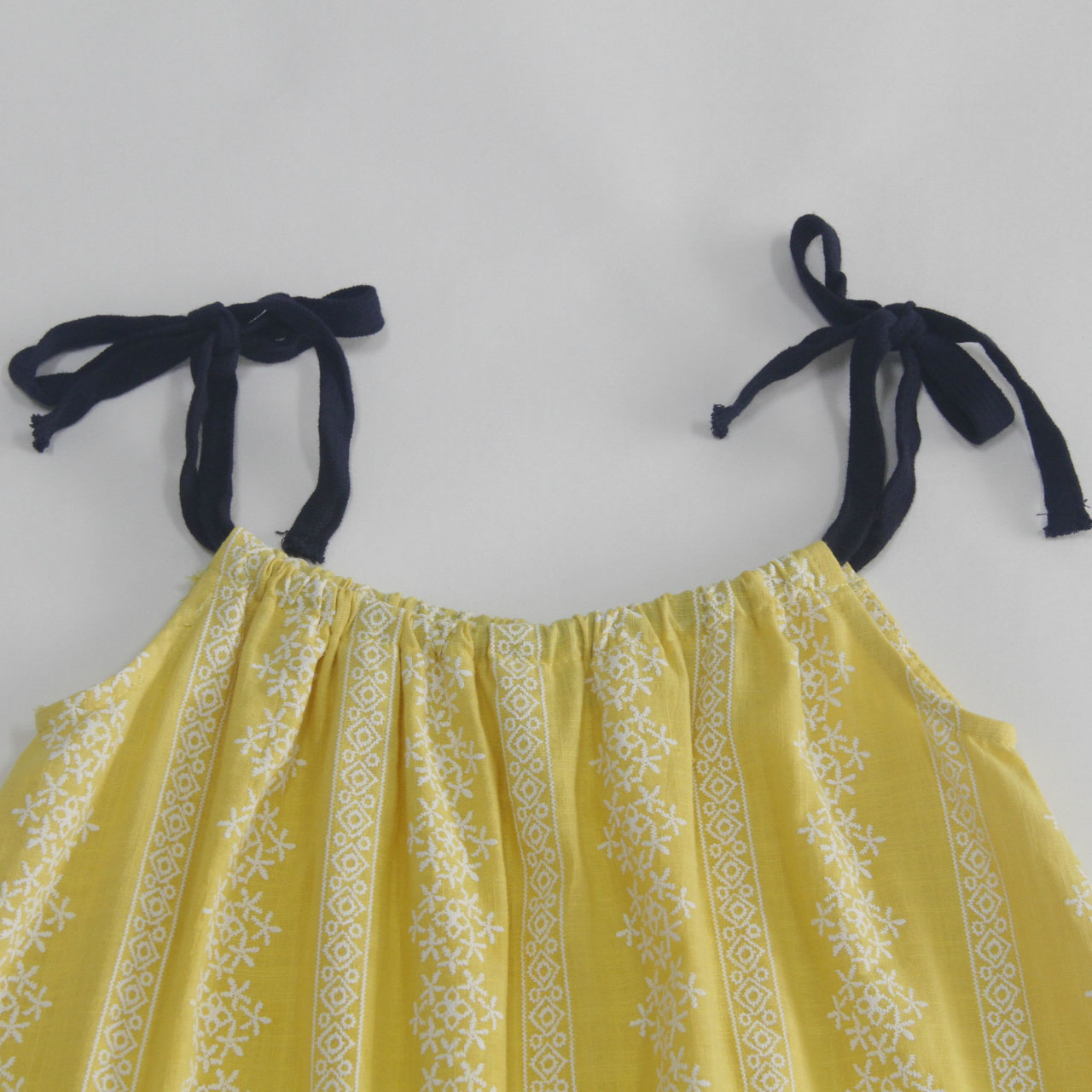 girls beach dress 2019 new summer dresses for teenagers clothes yellow bohemian girl dress for 3 12 age teenagers girls dress in Dresses from Mother Kids