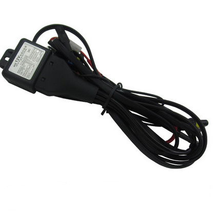 online buy whole wiring harness controller from wiring high quality 12v 35w hid bi xenon h4 wire harness controller for car headlight retrofit connect