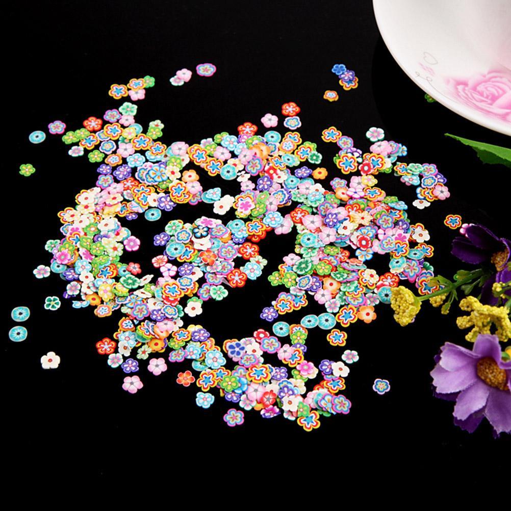 Reasonable 500/1000pcs Fruit Slices Filler For Nails Art Tips Slime Fruit For Kids Diy Slime Accessories Supplies Soft Pottery Decoration Toys & Hobbies