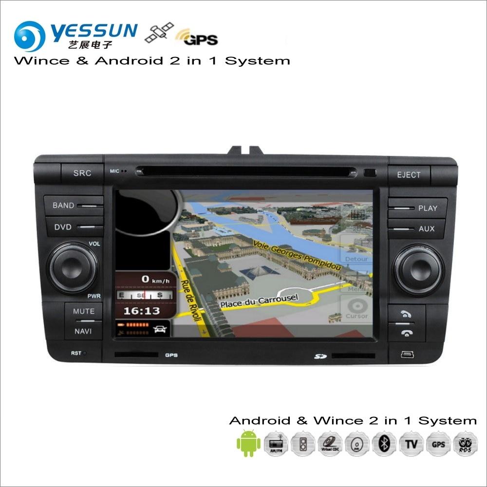 YESSUN For Skoda Laura / Octavia MK2 2005~2012 Car Android Multimedia Radio CD DVD Player GPS Map Navigation Audio Video Stereo