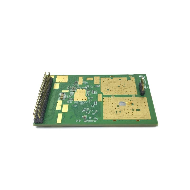 Image 4 - Мини тип беспроводной маршрутизатор двухдиапазонный 5,8G 2,4G маршрутизатор wifi модуль openwrt ar9344 atheros беспроводной модуль wifi основной модуль-in Беспроводные маршрутизаторы from Компьютер и офис