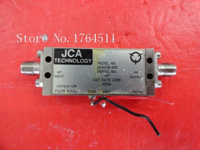 [BELLA] JCA JCA1218-305 15V SMA Supply Amplifier