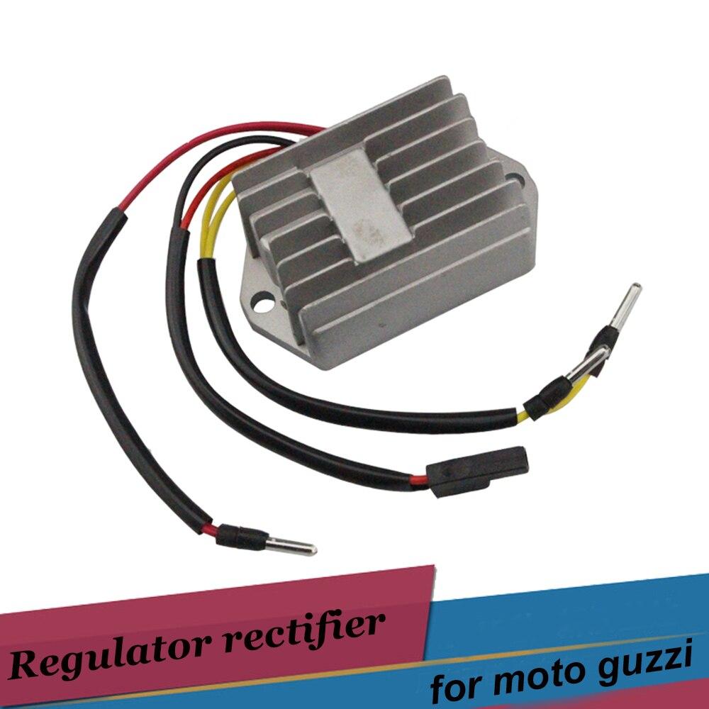 Motorcycle 12v Voltage Regulator Rectifier for moto guzzi CALIFORNIA QUOTA ES 1100 STRADA 1000 DAYTONA RS