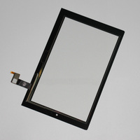 Touch Screen Sensor Glass Digitizer For Lenovo Yoga Tablet 2 1050 1050F 1051F WiFi Repair Replacement