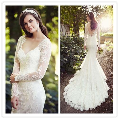 Venta de vestidos de novia sirena