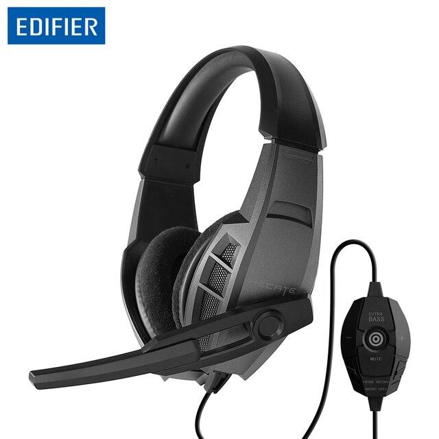 Edifier G3 Professionnel Usb Gaming Headset Numérique Audio