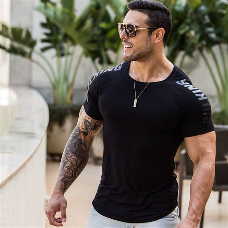 Men Workout Shirt 86