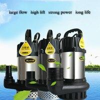 dc brushless solar water pump mini dc brushless pump DC24V brushless submersible pump for garden SS304 brushless dc pump