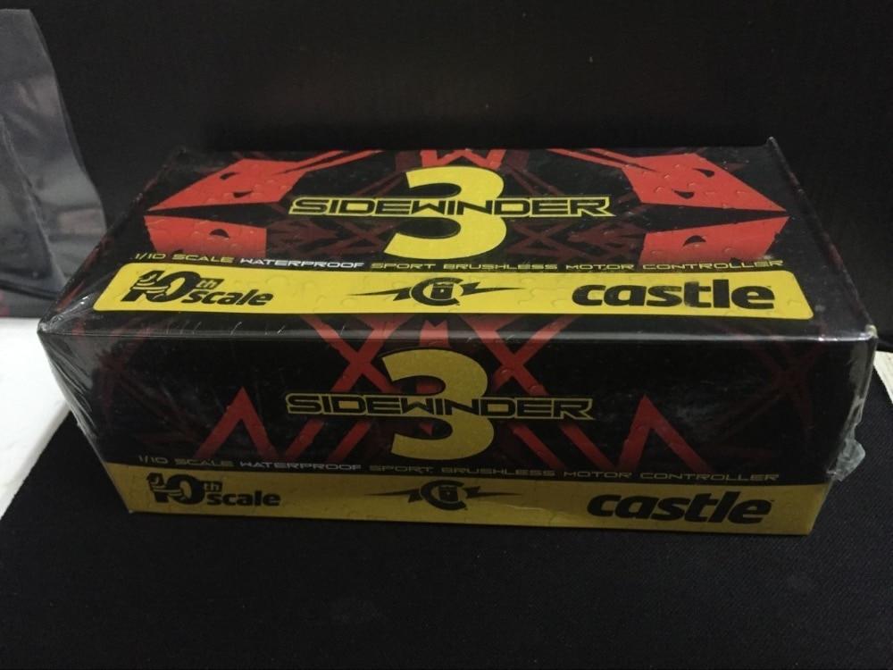 US $71 31 15% OFF|Castle Creations 1/10 Sidewinder 3 Waterproof ESC 010  0115 00 Waterproof ESC-in Parts & Accessories from Toys & Hobbies on