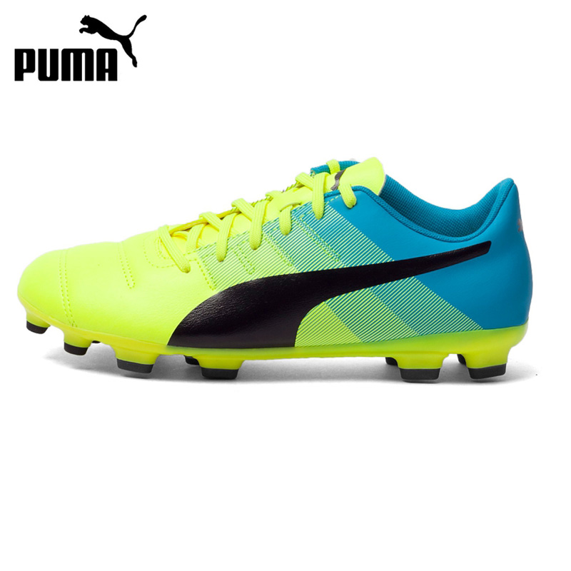 Original New Arrival PUMA Evopower AG Men's Soccer Shoes Sneakers model fans in stock metalgearmodels metal build mb gundam oo raiser oor trans am system color action figure