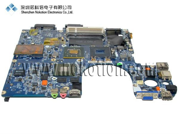 Original laptop font b Motherboard b font FOR samsung R70 NP R70 BA92 04804A Mainboard free