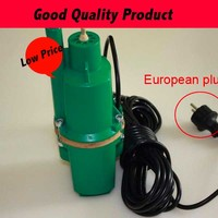 Aluminum Shell And Energy Saving Submersible Electromagnetic Water Pump 250W Deep Well Pump