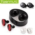 Torntisc tws bluetooth fones de ouvido sem fio estéreo graves profundos fone de ouvido na moda para apple iphone 7 samsung xiaomi smart phones
