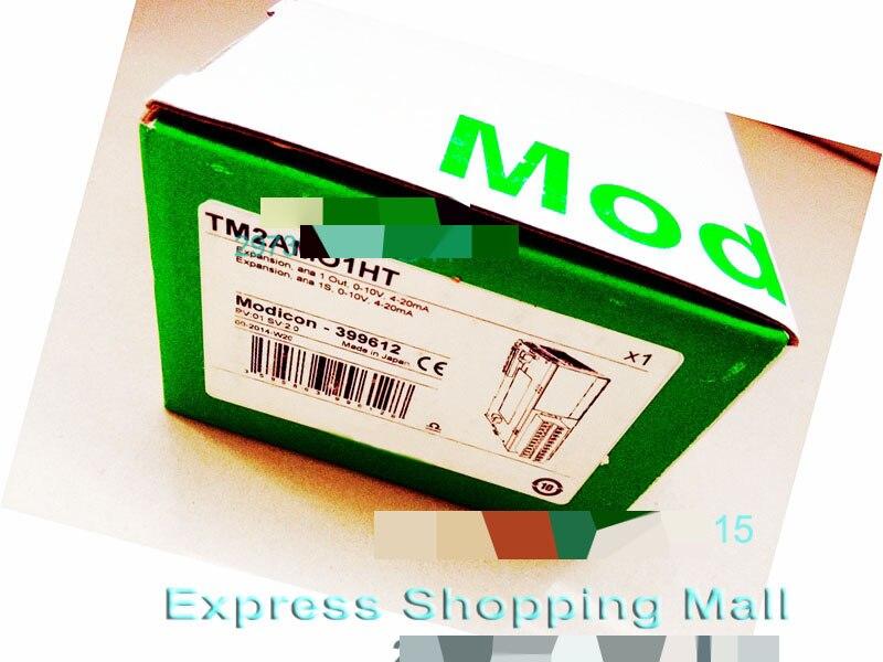 NEW TM2AMO1HT PLC Module 1AO new tm2amo1ht plc module 1ao