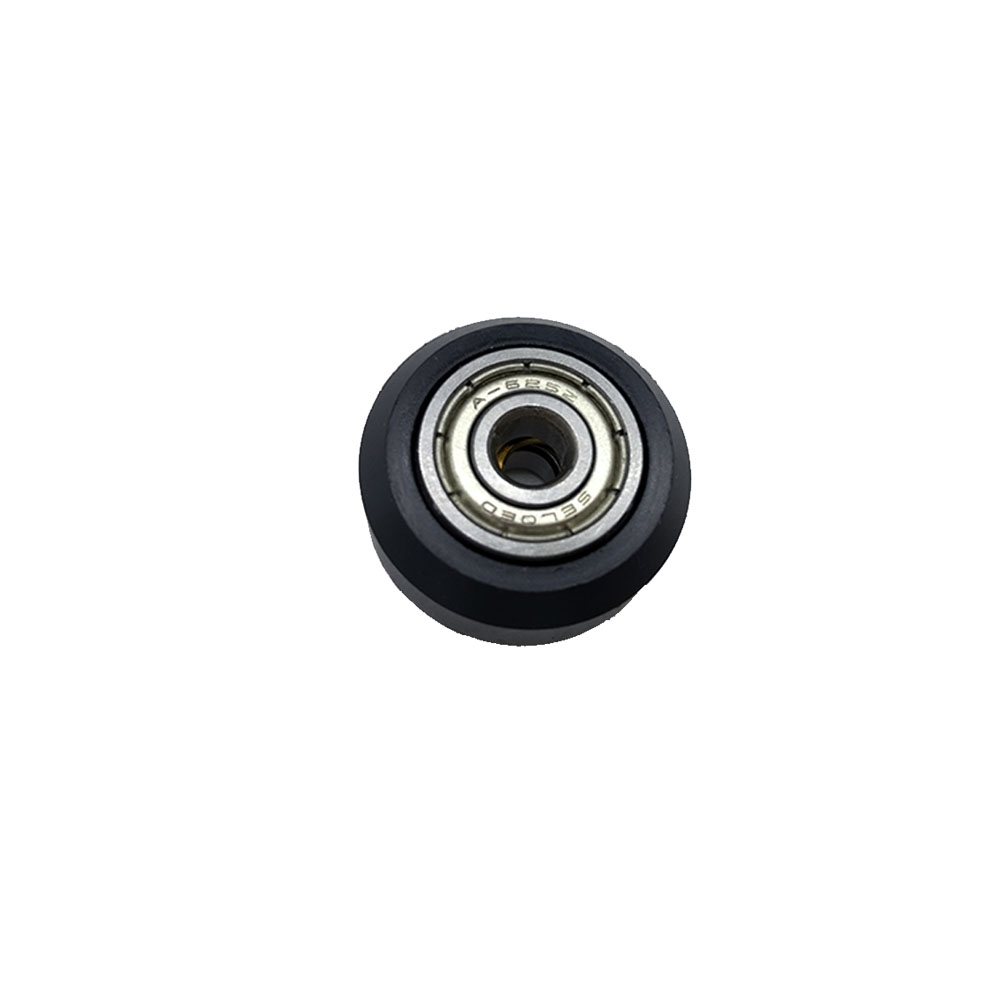 3D Printer Accessories Plastic pulley Openbuilds Passive Pulley  Perlin Wheel 625Z  POM Big wheels (with bearings) Free Shipping 5pcs openbuilds small plastic wheel with bearings passive round wheel idler pulley gear perlin wheel for 3d printer parts 3d0004