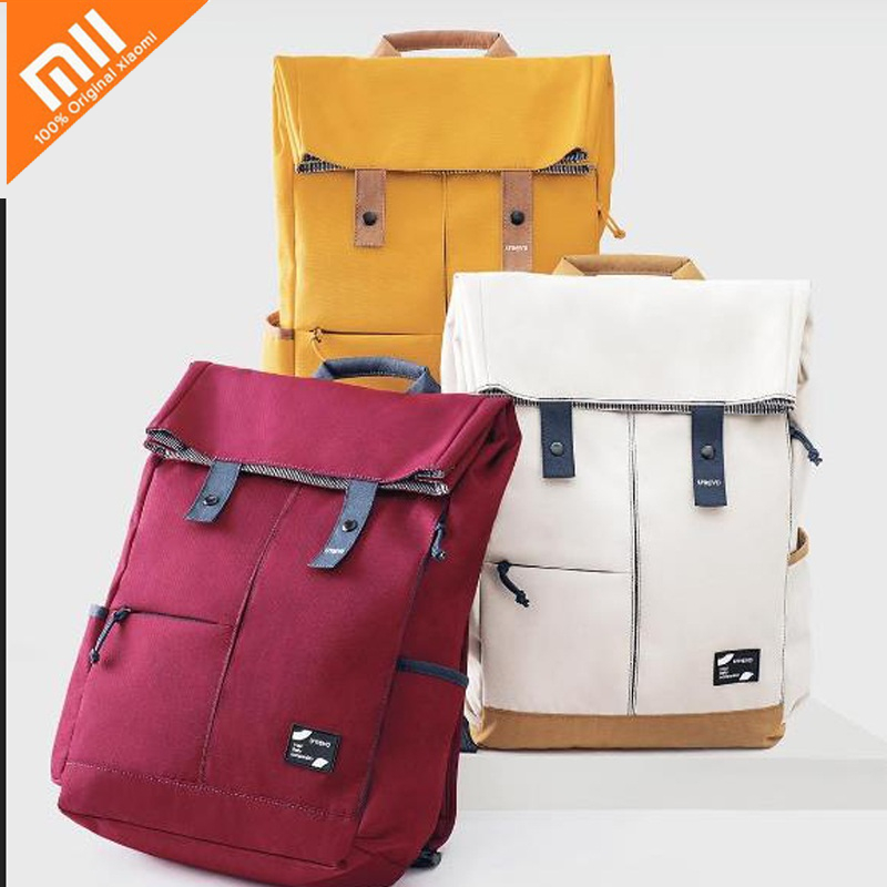 Original xiaomi Urevo backpack Ipx4 waterproof large capacity backpack Mountaineering bag men and women casual  computer bag HOTOriginal xiaomi Urevo backpack Ipx4 waterproof large capacity backpack Mountaineering bag men and women casual  computer bag HOT