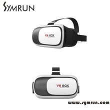 Symrun 2016 Vr Virtual Reality Smartphone 3D Glasses + Bluetooth Remote Control Gamepad Vr Virtual Reality Glasses