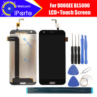 5 5 Inch DOOGEE BL5000 LCD Display Touch Screen Digitizer Assembly 100 Original New LCD Touch