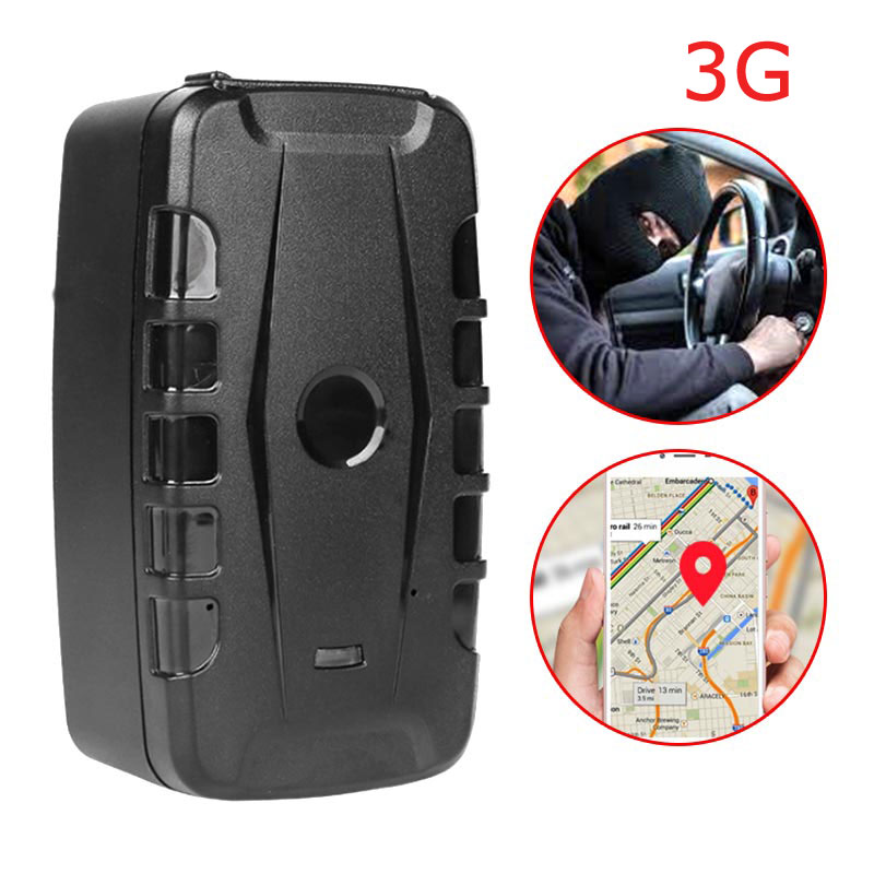 Rastreador <font><b>LK209C</b></font> Magnetic GPS Tracker Smart Locator for Car Vehicle 20000 mhA battery 240 days standby GPS Remoting Monitoring image