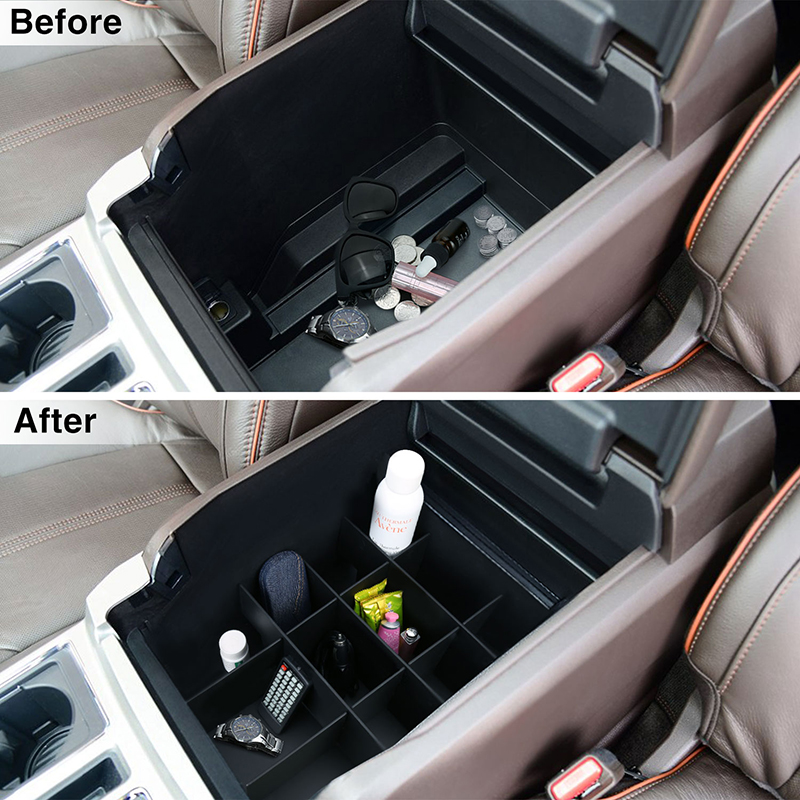 Organized Console Device For Car Seat Organizer Storage Box Center