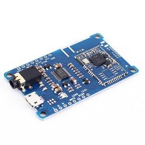 Image 4 - אלחוטי CSR8675 Lossless Bluetooth V5.0 מגבר מפענח מודול PCM5102A מקלט לוח SBC AAC APTX APTX LL ATPX HD I2S