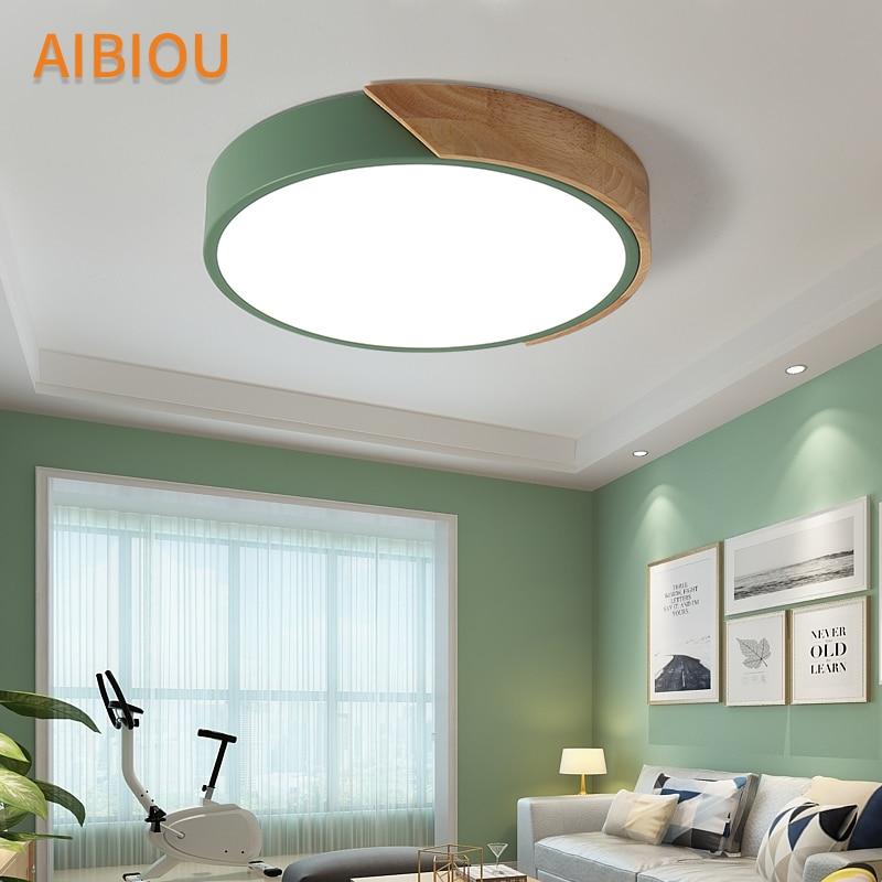Aliexpress.com : Buy AIBIOU Modern Colorful Ceiling Lights