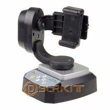 YT-500 ZIFON Pan Tilt Control Remoto Auto Motorizado Giratorio cabeza del Trípode de Video estabilizador para smartphone