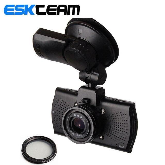 Автомобильный ВИДЕОРЕГИСТРАТОР Камеры Видеорегистраторы A7810G Pro Ambarella A7LA70 LDWS A7 1296 P Ночного Видения Видеокамеры Видеорегистратор С GPS Tracker Speedcam
