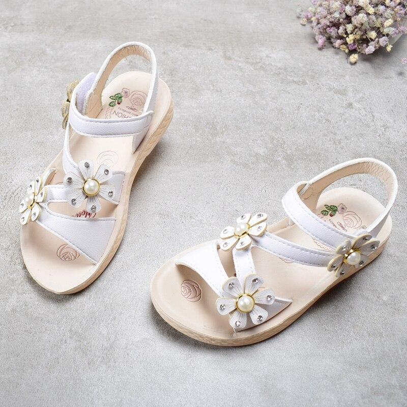 DIMI 2018 nieuwe kinderen meisjes zomer schoenen kinderen sandalen - Kinderschoenen - Foto 3