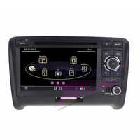 Roadlover Wince 6.0 Car DVD Player Radio For Audi TT 2006 2007 2008 2009 2010 2011 2012 2013 2014 2015 Stereo GPS Navigation MP3