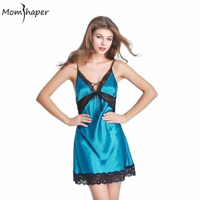 cbd477c562 Sexy lingerie Sleepwear nightgown negligees dress pijama hot nightdress bathrobes  women femme home clothes dress Pyjamas