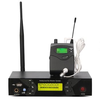 Fabrycznie nowy release wysokiej jakości stereo wireless w ucho monitory