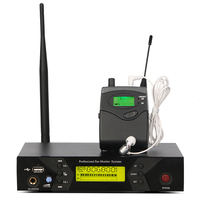 Factory new release high quality stereo wireless in ear stage monitors|Microphones| |  -